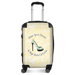 """High Heels Suitcase - 20"""" Carry On"""