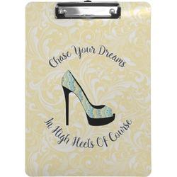 High Heels Clipboard