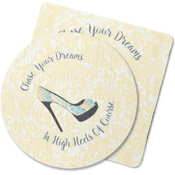 High Heels Rubber Backed Coaster