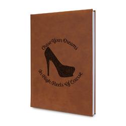 High Heels Leatherette Journal