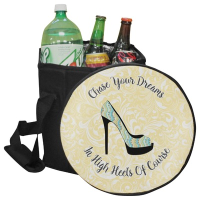High Heels Collapsible Cooler & Seat