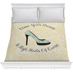 High Heels Comforter