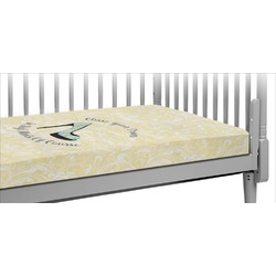 High Heels Crib Fitted Sheet