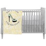 High Heels Crib Comforter / Quilt