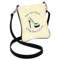 High Heels Cross Body Bag - 2 Sizes
