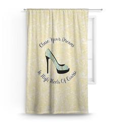High Heels Curtain