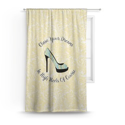High Heels Curtain