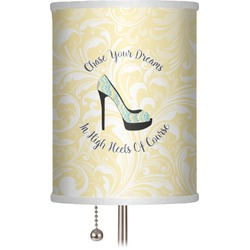 "High Heels 7"" Drum Lamp Shade"