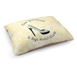 High Heels Dog Pillow Bed