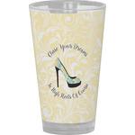 High Heels Drinking / Pint Glass