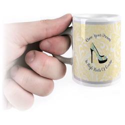 High Heels Espresso Mug - 3 oz