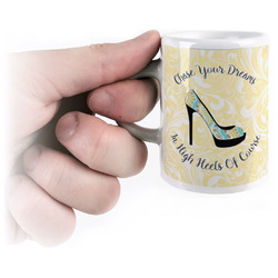 High Heels Espresso Mug - 3 oz