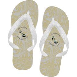 High Heels Flip Flops