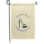 High Heels Garden Flag - Single or Double Sided