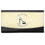 High Heels Genuine Leather Ladies Wallet