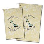 High Heels Golf Towel - Full Print
