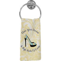 High Heels Hand Towel - Full Print