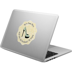 High Heels Laptop Decal