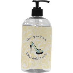 High Heels Plastic Soap / Lotion Dispenser