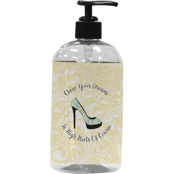 High Heels Plastic Soap / Lotion Dispenser