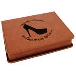 High Heels Leatherette 4-Piece Wine Tool Set