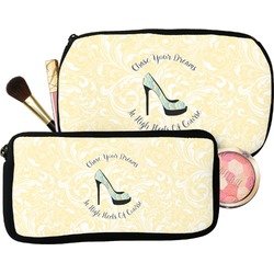 High Heels Makeup / Cosmetic Bag