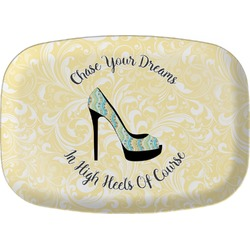 High Heels Melamine Platter