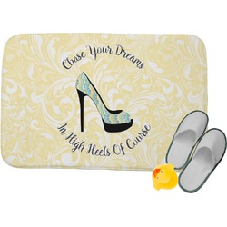 High Heels Memory Foam Bath Mat