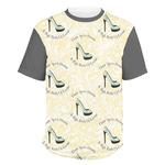 High Heels Men's Crew T-Shirt