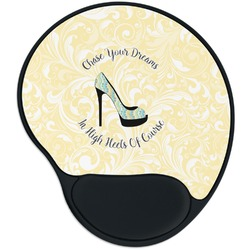 High Heels Mouse Pad with Wrist Support