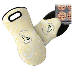 High Heels Neoprene Oven Mitt