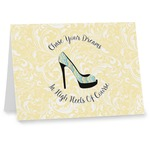 High Heels Note cards