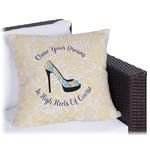 High Heels Outdoor Pillow
