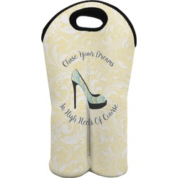 High Heels Wine Tote Bag (2 Bottles)