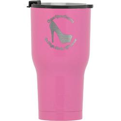 High Heels RTIC Tumbler - Pink
