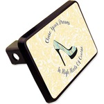 High Heels Rectangular Trailer Hitch Cover - 2