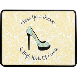 High Heels Rectangular Trailer Hitch Cover