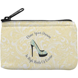 High Heels Rectangular Coin Purse