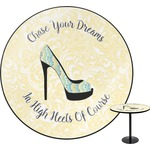 High Heels Round Table