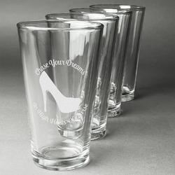 High Heels Beer Glasses (Set of 4)
