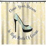 High Heels Shower Curtain