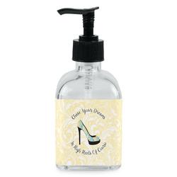 High Heels Soap/Lotion Dispenser (Glass)
