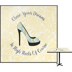 High Heels Square Table Top