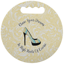 High Heels Stadium Cushion (Round)