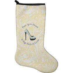 High Heels Holiday Stocking - Neoprene