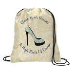High Heels Drawstring Backpack