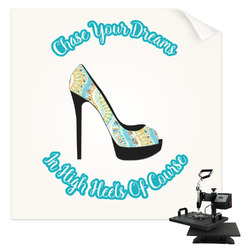 High Heels Sublimation Transfer