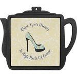 High Heels Teapot Trivet
