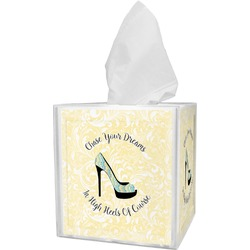 High Heels Tissue Box Cover