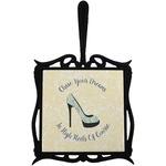 High Heels Trivet with Handle